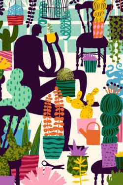Marijke Buurlage digitale expositie illustratie biennale 2016