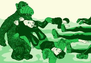 Alf by Gees Voorhees