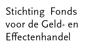 logo Stichting Fonds voor de Geld- en Effectenhandel