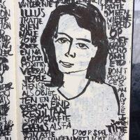 Krista van der Niet by Max Kisman
