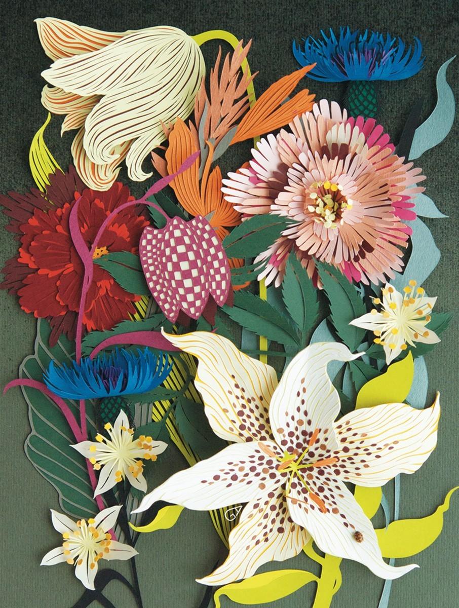 Geertje Aalders Fete des Fleurs
